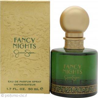 Jessica Simpson Fancy Nights Eau de Parfum 50ml Spray
