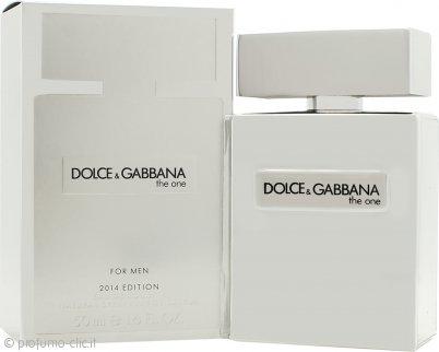 Dolce & Gabbana The One for Men Platinum Edizione Limitata Eau de Toilette 50ml Spray