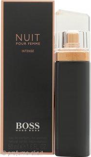 Hugo Boss Boss Nuit Pour Femme Intense Eau de Parfum 50ml Spray