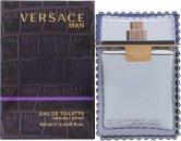 Versace Man Eau de Toilette 100ml Spray