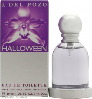 Jesus del Pozo Halloween Eau de Toilette 30ml Spray