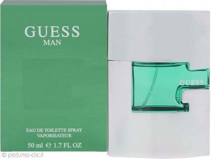 Guess Guess Man Eau de Toilette 50ml Spray