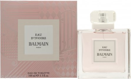 Balmain Eau d'Ivoire Eau de Toilette 100ml Spray