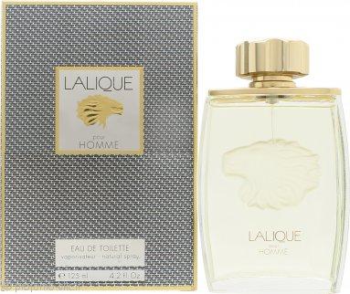 Lalique Pour Homme Lion Eau de Toilette 125ml Spray