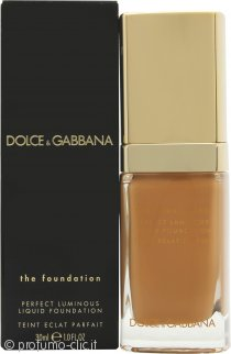 Dolce & Gabbana Perfect Luminous Fondotinta Liquido 30ml - 150 Almond
