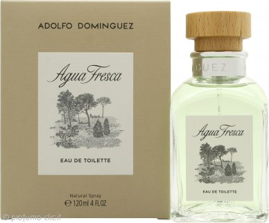 Adolfo Dominguez Agua Fresca Eau de Toilette 120ml Spray
