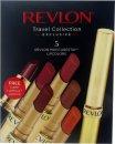 Revlon Moisturestay Lipcolors Confezione Regalo 5 x 1.7g Rossetti (Buff - Toffee - Dusk - Violet - Crimson) + Rossetto Super Lustrous