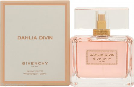 Givenchy Dahlia Divin Eau de Toilette 75ml Spray