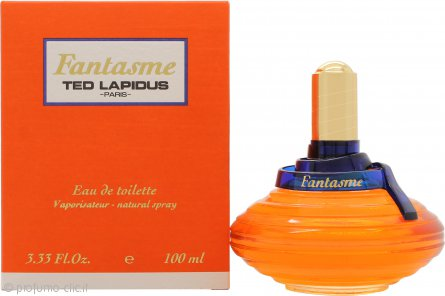Ted Lapidus Fantasme Eau de Toilette 100ml Spray