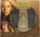 Beyonce Heat Seduction Confezione Regalo 30ml EDT + 75ml Lozione Corpo + 75ml Gel Doccia