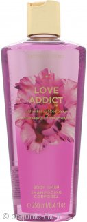 Victoria Secret Love Addict Bagnoschiuma 250ml