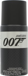 James Bond James Bond 007 Deodorante 150ml Spray