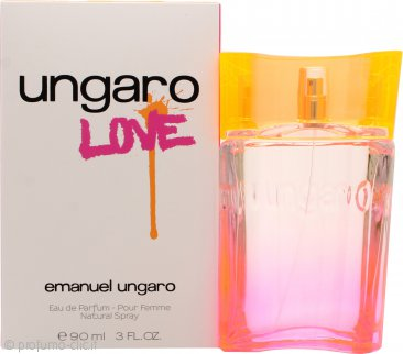 Emanuel Ungaro Love Eau de Parfum 90ml Spray