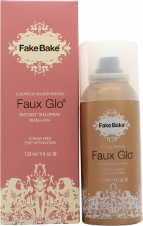 FakeBake FakeBake Faux Glo Instant Tan Spray Wash-Off 120ml
