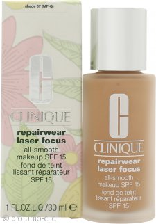 Clinique Repairwear Laser Focus All-Smooth Makeup SPF15 30ml - #7