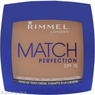 Rimmel Match Perfection Fondotinta Compatto - Bronze