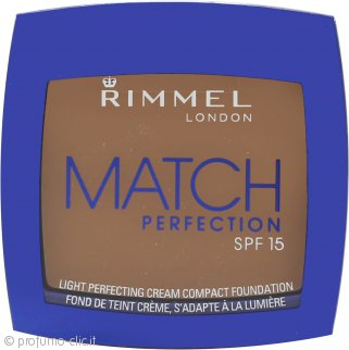 Rimmel Match Perfection Fondotinta Compatto 7g - True Nude