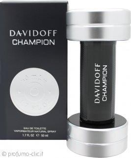 Davidoff Champion Eau de Toilette 50ml Spray