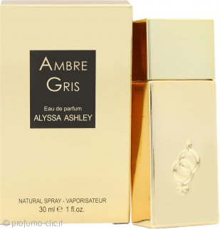 Alyssa Ashley Ambre Gris Eau de Parfum 30ml Spray