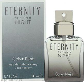Calvin Klein Eternity Night for Men Eau de Toilette 50ml Spray