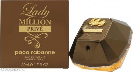 Paco Rabanne Lady Million Privé Eau de Parfum 50ml Spray