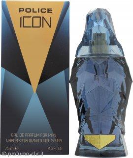Police Icon For Man Eau de Parfum 75ml Spray
