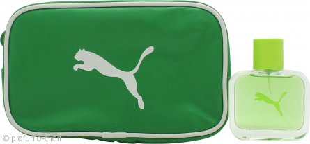 Puma Green Gift Set 40ml EDT + Beauty Case