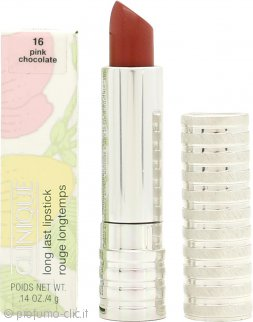 Clinique Long Last Rossetto 4g - Pink Chocolate