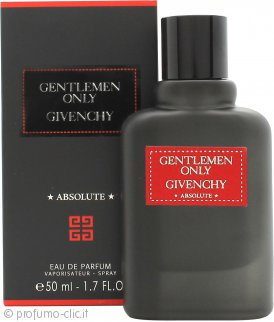 Givenchy Gentlemen Only Absolute Eau de Parfum 50ml Spray
