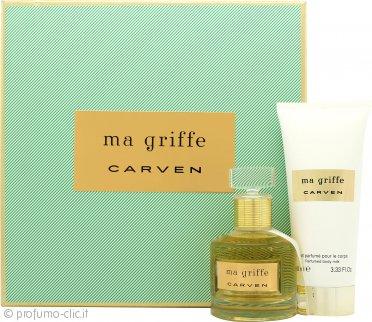 Carven Ma Griffe Confezione Regalo 50ml EDP + 100ml Latte Corpo