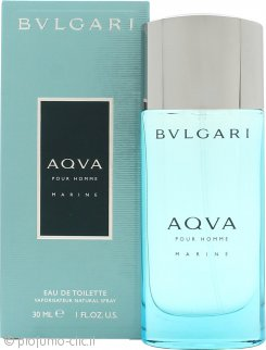 Bvlgari Aqua Marine Eau De Toilette 30ml Spray