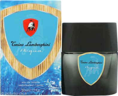 Lamborghini Acqua Eau de Toilette 50ml Spray