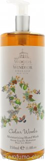 Woods of Windsor Cedar Woods Detergente Mani 350ml