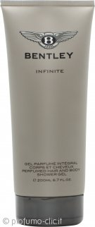 Bentley Infinite Hair & Body Gel Doccia 200ml