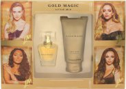 Little Mix Gold Magic Confezione Regalo 30ml EDP + 75ml Bagnoschiuma