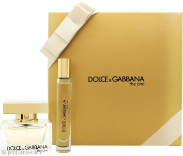 Dolce & Gabbana The One Confezione Regalo 30ml EDP + 7.4ml Mini