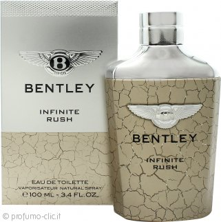 Bentley Infinite Rush Eau de Toilette 100ml Spray