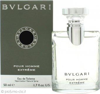 Bvlgary Pour Homme Extreme Eau de Toilette 50ml Spray