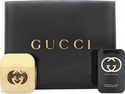 Gucci Guilty for Her Confezione Regalo 50ml EDT + 100ml Lozione per il Corpo