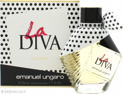Emanuel Ungaro La Diva Eau de Parfum 50ml Spray