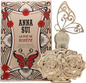 Anna Sui La Nuit de Bohème Eau de Toilette 50ml Spray