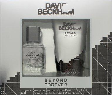 David & Victoria Beckham Beyond Forever Confezione Regalo 40ml EDT + 200ml Gel Doccia