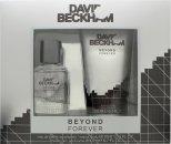 David & Victoria Beckham Beyond Forever Confezione Regalo 60ml Dopobarba + 200ml Gel Doccia