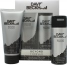 David & Victoria Beckham Beyond Forever Confezione Regalo 200ml Gel Doccia + 150ml Deodorante Spray