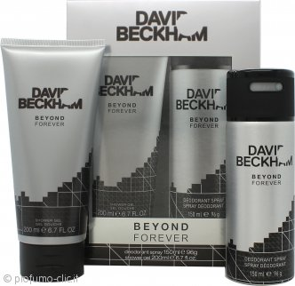 David & Victoria Beckham Beyond Forever Confezione Regalo 200ml Gel Doccia + 150ml Deodorante Spray