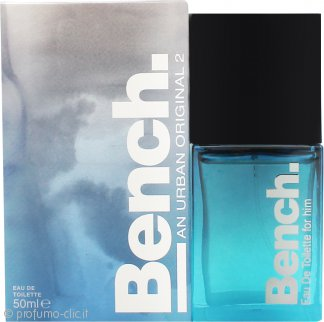 Bench Urban Original 2 Eau de Toilette 50ml Spray