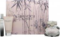 Gucci Bamboo Confezione Regalo 50ml EDP + 50ml Lozione Corpo + 7.4ml EDP