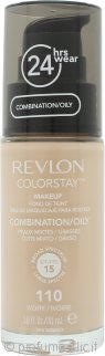 Revlon ColorStay Makeup 30ml - Ivory Combination/Oily Skin