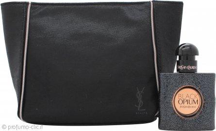 Yves Saint Laurent Black Opium Confezione Regalo 30ml EDP + Borsetta