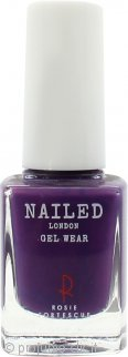 Nailed London Gel Wear Smalto 10ml - Crimson Crazy